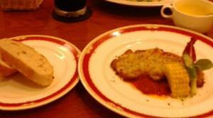 マルミ豚パン粉焼き