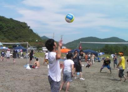 「遊・YOU・ゆう」ビーチ大会④