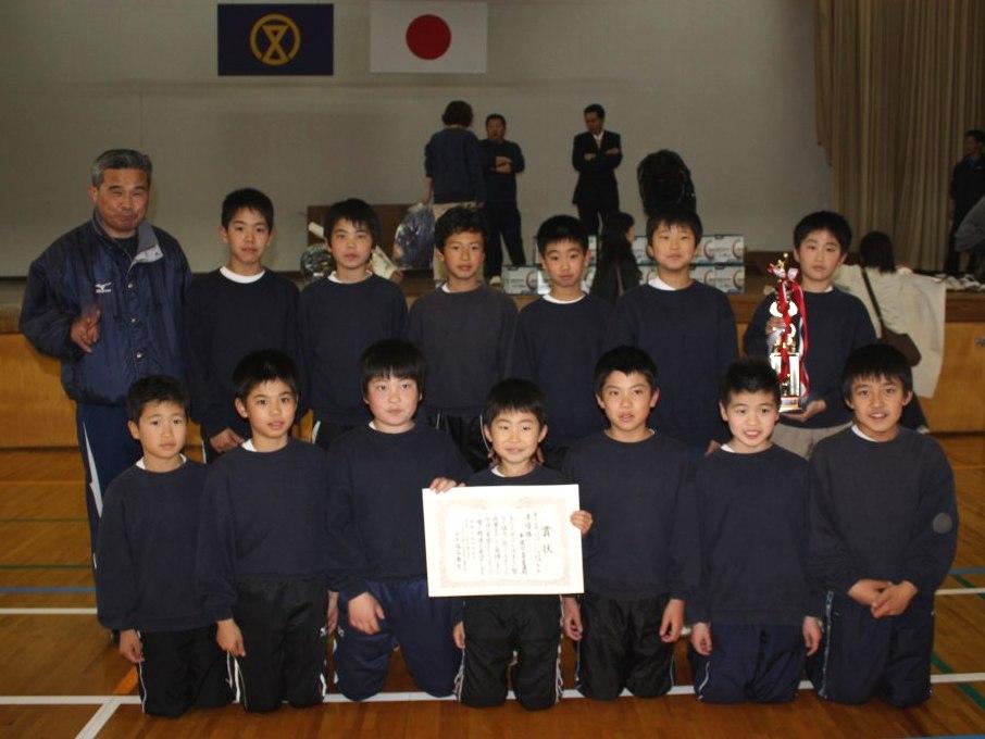 「佐土原くじら杯争奪 小学生バレーボール大会」にアタック!