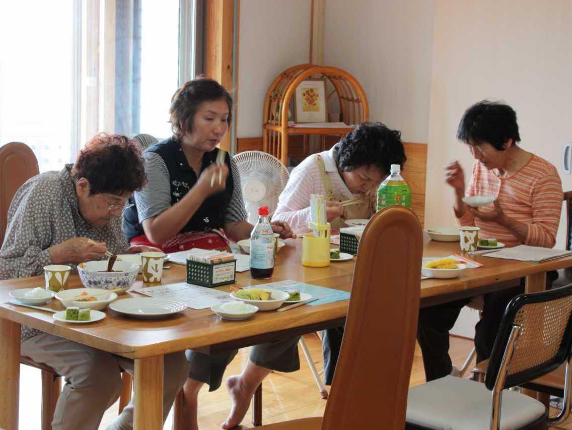 自宅でIH体験お料理教室!